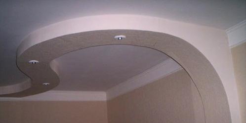 Потолки из гипсокартона серьезно меняют общий стиль помещения, однако съедают немало пространства (порядка 15...